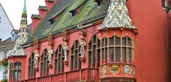 Кауфхауз во Фрайбурге