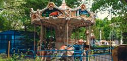 Парк Железнодорожников в Рязани