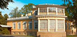 Музей-дача А.С.Пушкина в Петербурге