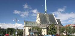 Церковь Св. Варфоломея в Пардубице