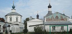 Троицкий монастырь Рязани