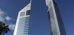 Эмиратская офисная башня