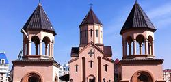 Церковь Св. Саркиса в Красноярске