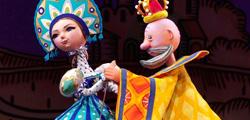 Кукольный театр Образцова