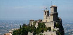 Три башни Сан-Марино