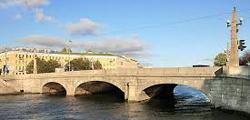 Обуховский мост в Санкт-Петербурге
