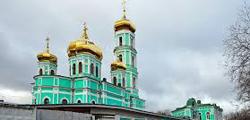 Слудская церковь в Перми