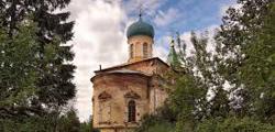 Церковь Иова Многострадального в Тихвине