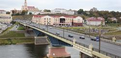Старый мост в Гродно
