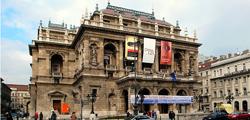 Оперный театр Будапешта