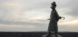 Памятник Антону Чехову в Томске