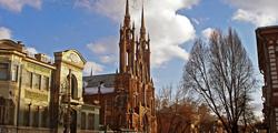 Польский костел в Самаре
