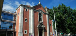 Церковь Св. Петра Алкантара
