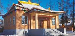 Иркутский Дацан