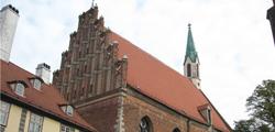 Церковь Св. Иоанна в Риге