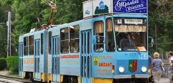 «Трамвай желаний» в Евпатории