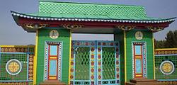 Этнографический музей народов Забайкалья в Улан-Удэ