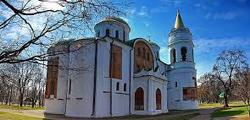 Спасо-Преображенский собор Чернигова
