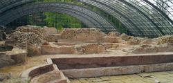 Римские термы в Баден-Бадене
