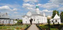 Богородичный Щегловский монастырь в Туле