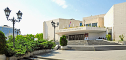 Сербский национальный театр в Нови-Саде