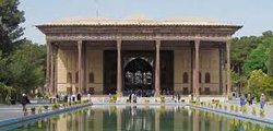 Чехель Сотун в Исфахане