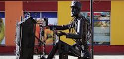 Памятник «Железный человек»