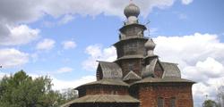 Преображенская церковь Суздаля