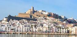 Старый город Ибицы