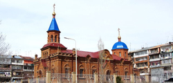 Храм Покрова Пресвятой Богородицы в Ереване