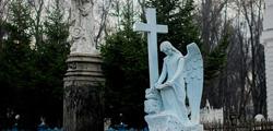 Всехсвятское кладбище в Туле