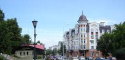 Московская улица в Пензе