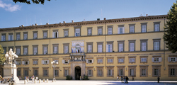 Герцогский дворец в Лукке