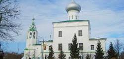 Церковь Андрея Первозванного в Вологде