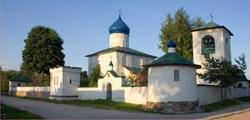 Церковь Константина и Елены в Пскове