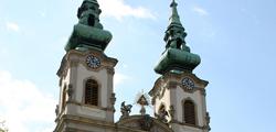 Костел Св. Анны в Будапеште