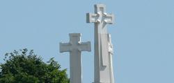 Три креста в Вильнюсе