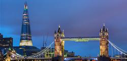 Небоскреб Шард в Лондоне