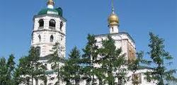 Спасская церковь Иркутска
