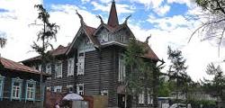 «Дом с драконами» в Томске