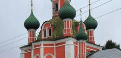 Сретенский Новодевичий монастырь в Переславле-Залесском