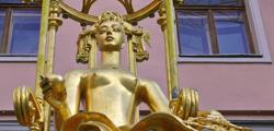 Фонтан «Принцесса Турандот»