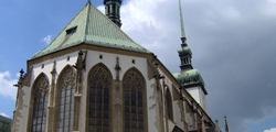 Костел Св. Якуба в Брно