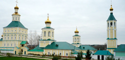 Иоанно-Богословский монастырь в Саранске