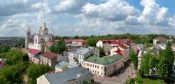 Старый город Витебска