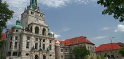 Баварский археологический музей в Мюнхене