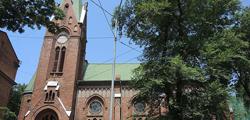 Лютеранская церковь Св. Павла во Владивостоке