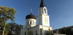 Собор Петра и Павла в Симферополе