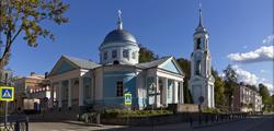 Церковь Успения Богородицы с Полонища