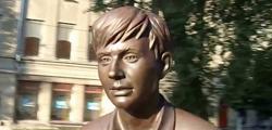 Памятник Олегу Табакову